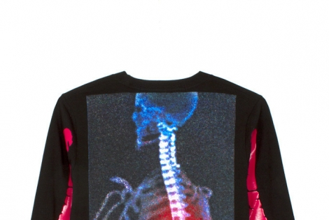 """Exclusive Hood By Air """"X-Ray"""" Capsule Collection"""