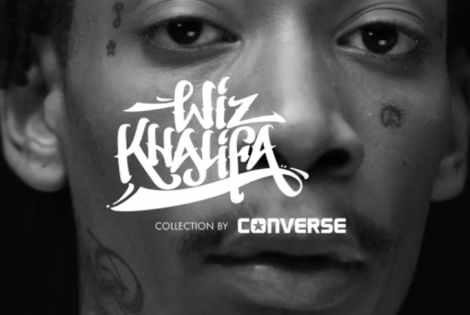 Wiz Khalifa Coverse Collection Preview By Converse