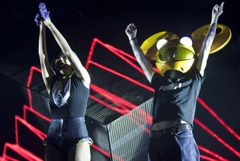 Deadmau5 Drops 6 New Tracks In A Day #DOPE