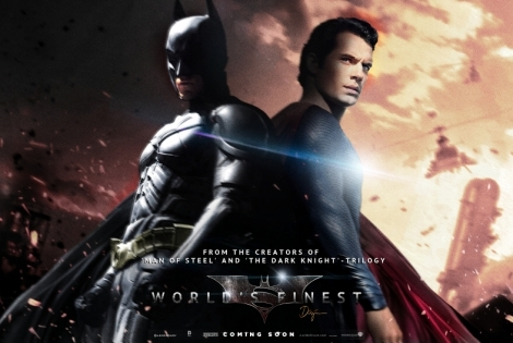 OH MAN! Batman and Superman Together in 'Man of Steel' Sequel