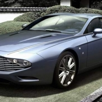 The Aston Martin DBS Coupe Zagato Centennial