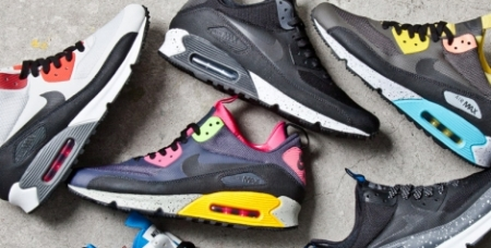 Nike reveals the Air Max 90 SneakerBoot