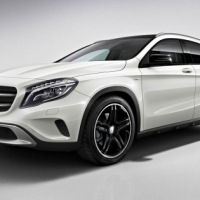 2014 MERCEDES-BENZ GLA EDITION 1