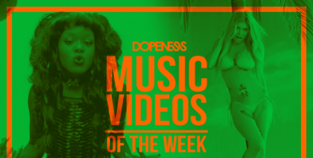 Dopeness Music Videos of the Week : 11/9/14 to 11/30/14