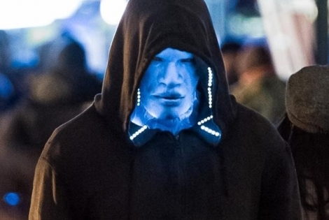Jamie Foxx gets electric blue As Electro In 'Amazing Spider-Man 2' Trailer