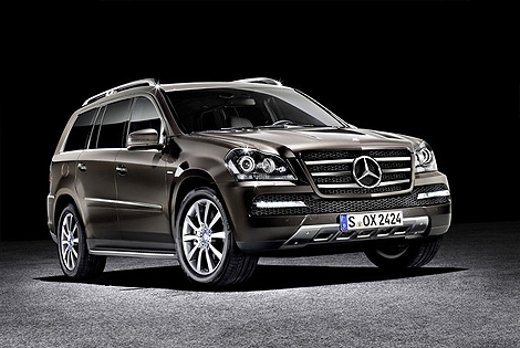 Mercedes-Benz GL Grand (DOPE) Edition