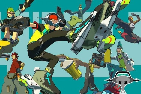 Jet Set Radio Coming to iOS, Android Devices