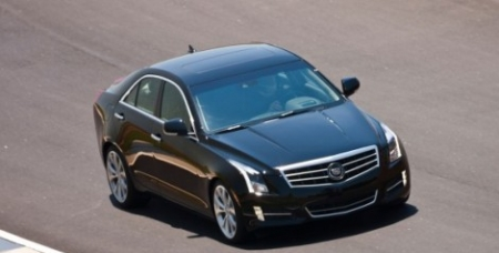 2013 Cadillac ATS First Drive: Cadillac Takes On Germany, For Real