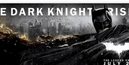 """The Dark Knight Rises"" Movie Ticket Giveaway"