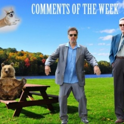 Comments of the Week is Back!
