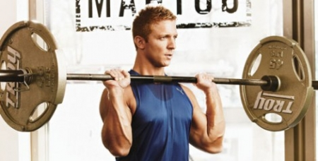 Effective Exercise Program Alternative: Barbell Push Press