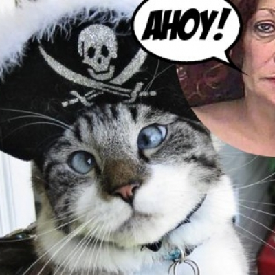 """Drunk woman shouting """"I'm Jack Sparrow!"""" hijacked a ferry on Talk Like a Pirate Day"""