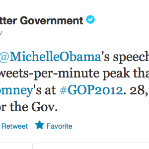Here's How Incredibly Successful That Michelle Obama Speech Was