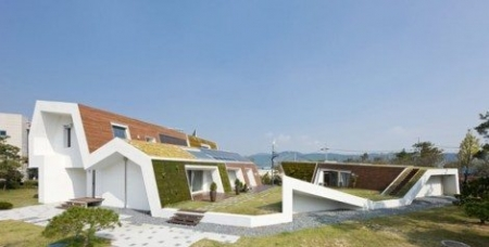 95 Green Technologies Combined to Create the Ultimate Sustainable Home in South Korea