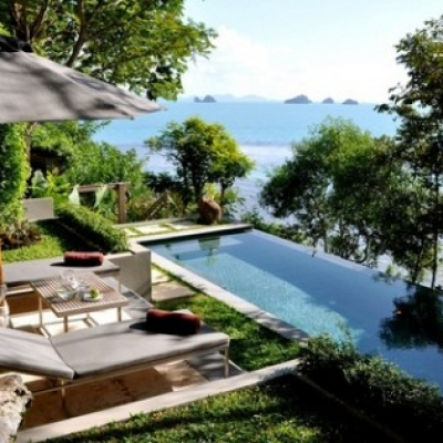 The Headland – Ko Samui, ThailandThe Headland Villas are a…