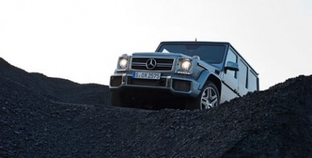 The AMG G-Class – Powerful brutes from Mercedes Benz