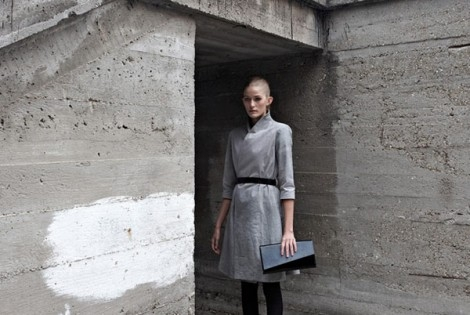 Taking Industrial Materials to the Next Level: IVANKA Concrete Fashion Line