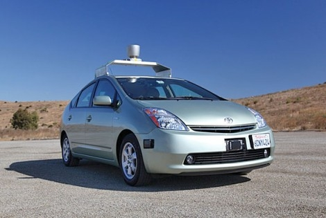 Driverless cars on the street 'within 10 years'