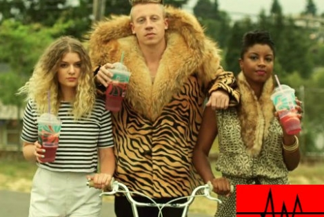 PULSE: MACKLEMORE & RYAN LEWIS – THRIFT SHOP FEAT. WANZ