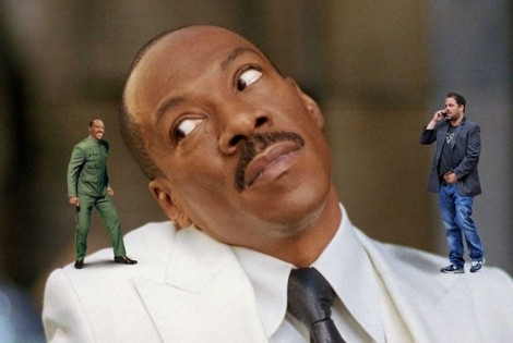 Eddie Murphy is most overpaid actor, reports No Duh- Er, Forbes Magazine