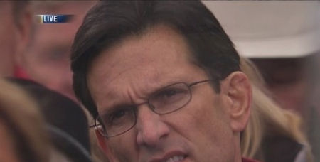 Eric Cantor's Priceless Reaction To Obama's Inaugural Poem