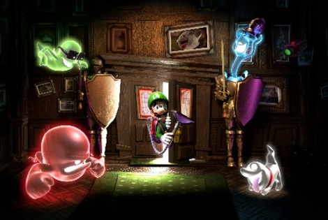 Luigi's Mansion: Dark Moon has multi-player?