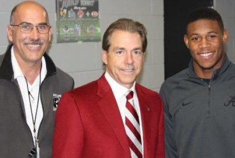Nick Saban Makes Students And Teachers Cry During Visit To Georgia High School