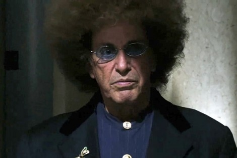 A Thorough Accounting of Al Pacino's Phil Spector Wigs