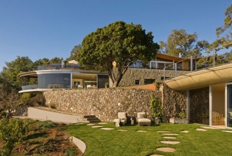 Sustainable Home, California: Coastlands House