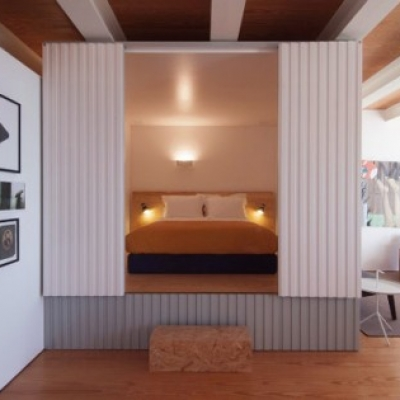 Original Mix Between Small Hotel and Private Apartment Rental: Flattered