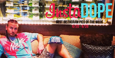 Insta-Dope: Best Instagram pics of the week (4/20 – 4/26)