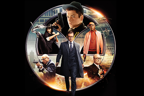 Movie Review: kingsman : The Secret Service
