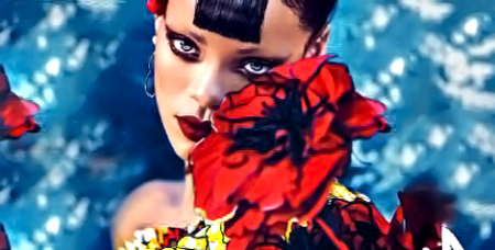 Check Out Rihanna On The Covers Of 'Harper's Bazaar China', looking Breathtaking!