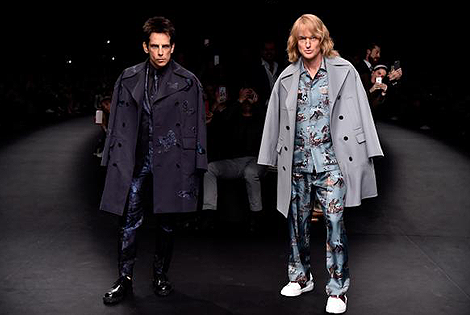 Zoolander and Hansel Offer Anna Wintour Some Really, Really Good Runway Tips