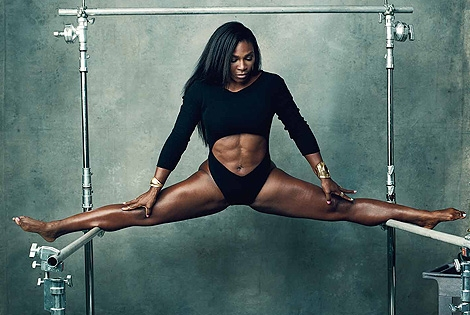 Serena Williams Sizzles up New York Magazine's Fashion Issue