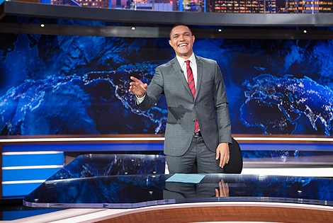 'The Daily Show' Mocks The Pandering In The 2016 Race So Far