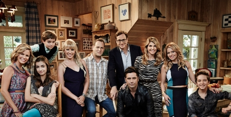The fuller House Cast Throw a Little Shade Towards the Olsen Twin's Absence
