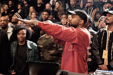 Kanye West's 'The Life Of Pablo' is Unable to Reach Billboard Charts for Now