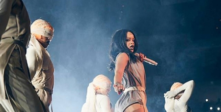 Rihanna Kicked Off Her 'Anti' Tour In Florida and It Pure Dopeness