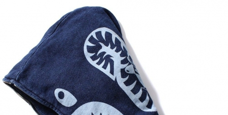 "A Bathing Ape Releases An All ""Indigo"" Collection"