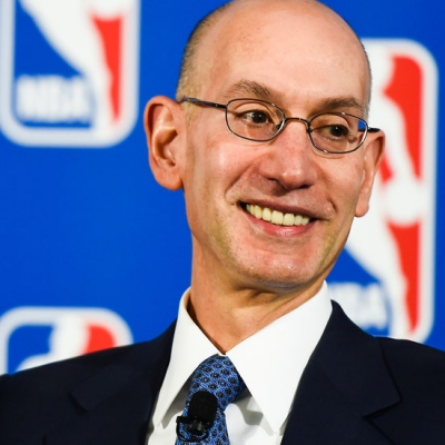 """Adam Silver Wants To Ensure A Woman Becomes An NBA Head Coach """"Sooner Rather Than Later"""""""