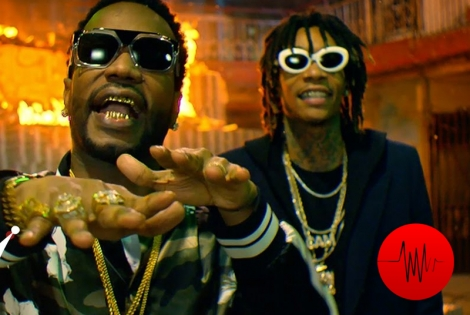 PULSE: Juicy J & Wiz Khalifa – Cell Ready