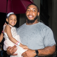 Devon Still Marks 2-Year Anniversary Of Daughter, Leah's, Cancer Remission