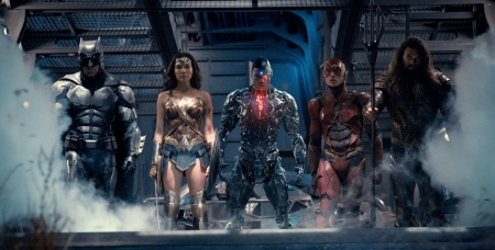 New 'Justice League' Trailer Brings the Superhero Team Together