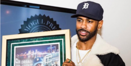Big Sean Becomes Youngest Person To Receive Key To The City Of Detroit