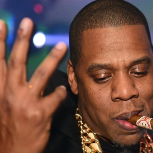 JAY-Z Brings The Hyphen Back To His Stage Name
