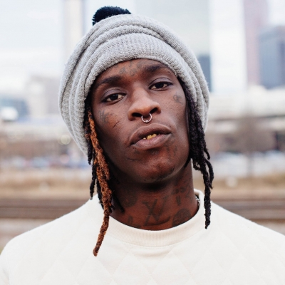 "Young Thug Dubs Himself ""The #NewPac"""