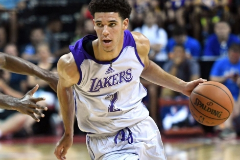 Lonzo Ball Wins NBA Summer League 2017 MVP Award