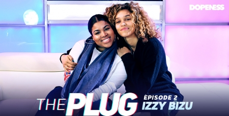 The PLUG / Izzy Bizu Stops by and tells us the motives behind her sultry music