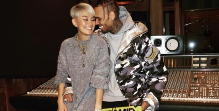 Does Chris Brown Have A New Flame?